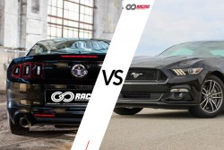 Ford Mustang 14' vs Ford Mustang 15'