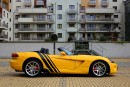 Jazda Dodge Viper SRT-10