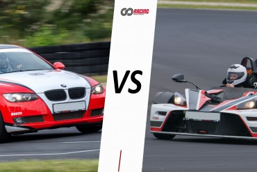 KTM X-BOW vs BMW BiTurbo Performance