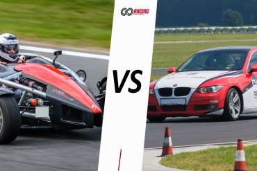 Ariel Atom vs BMW BiTurbo Performance