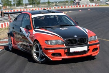 Jazda BMW M3 POWER