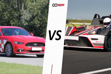 Ford Mustang vs. KTM X-BOW