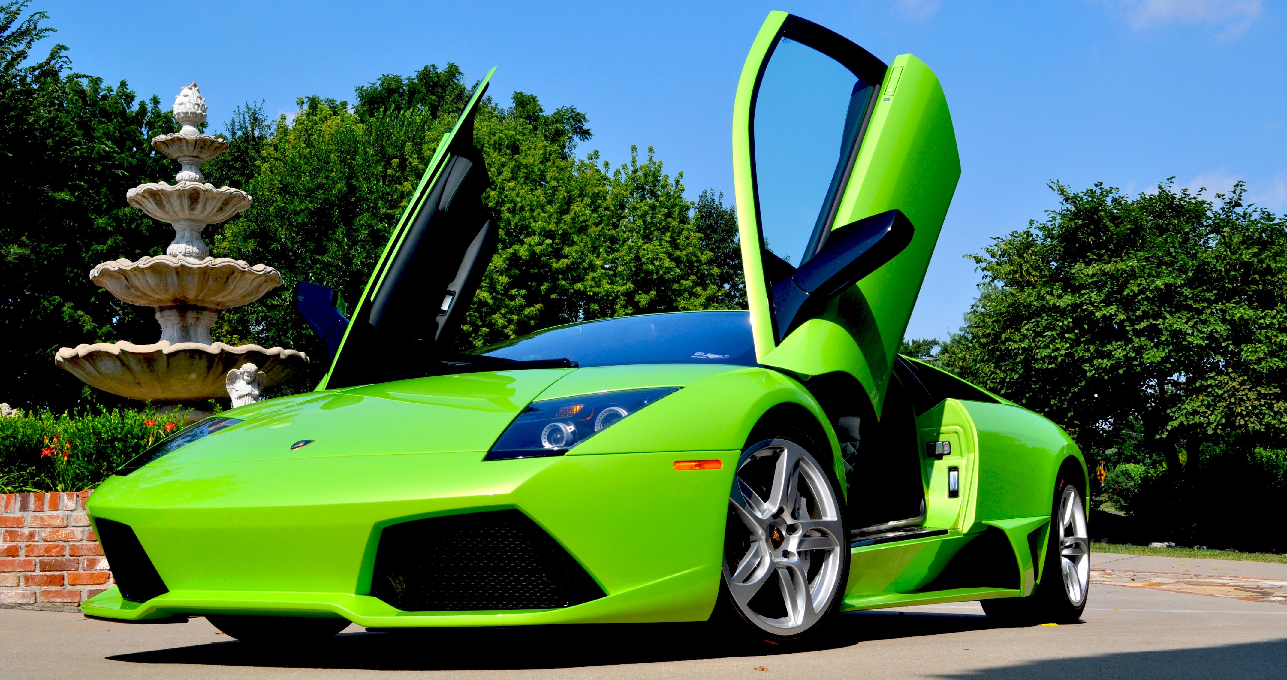 Lamborghini Murcielago LP640 – włoski demon szybkości