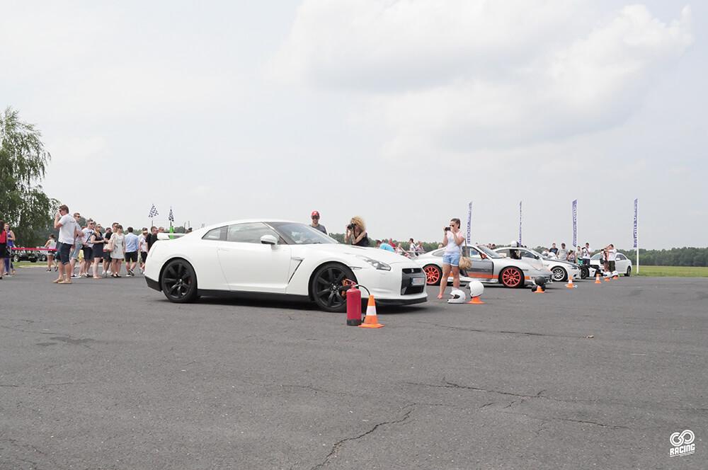 Nissan GTR - Moto park Ułęż