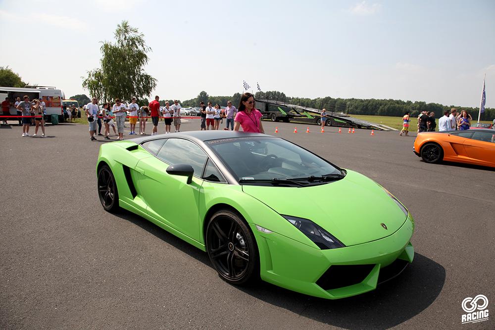 Lamborghini Gallardo - Moto park Ułęż