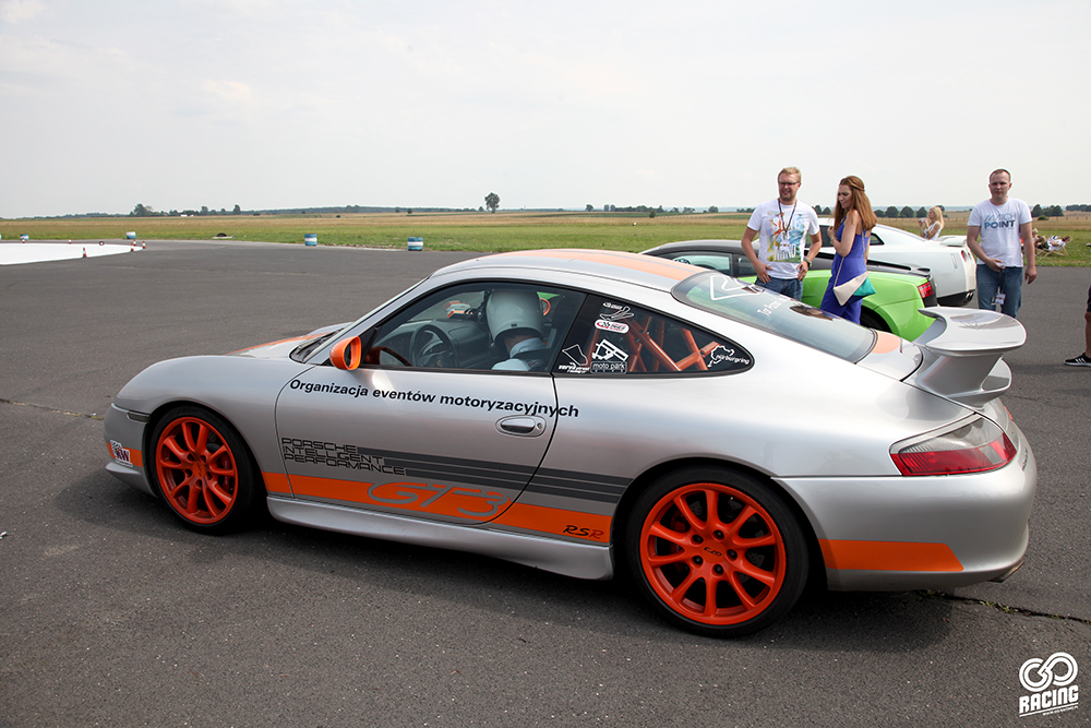 Porsche GT3 - Moto park Ułęż