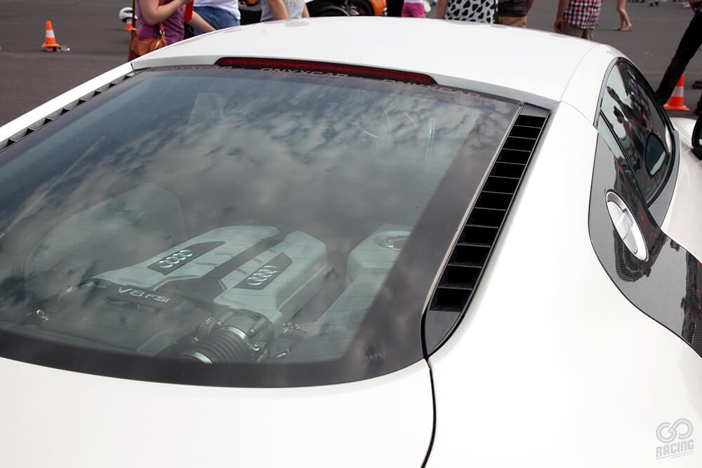 Audi R8 - Moto park Ułęż