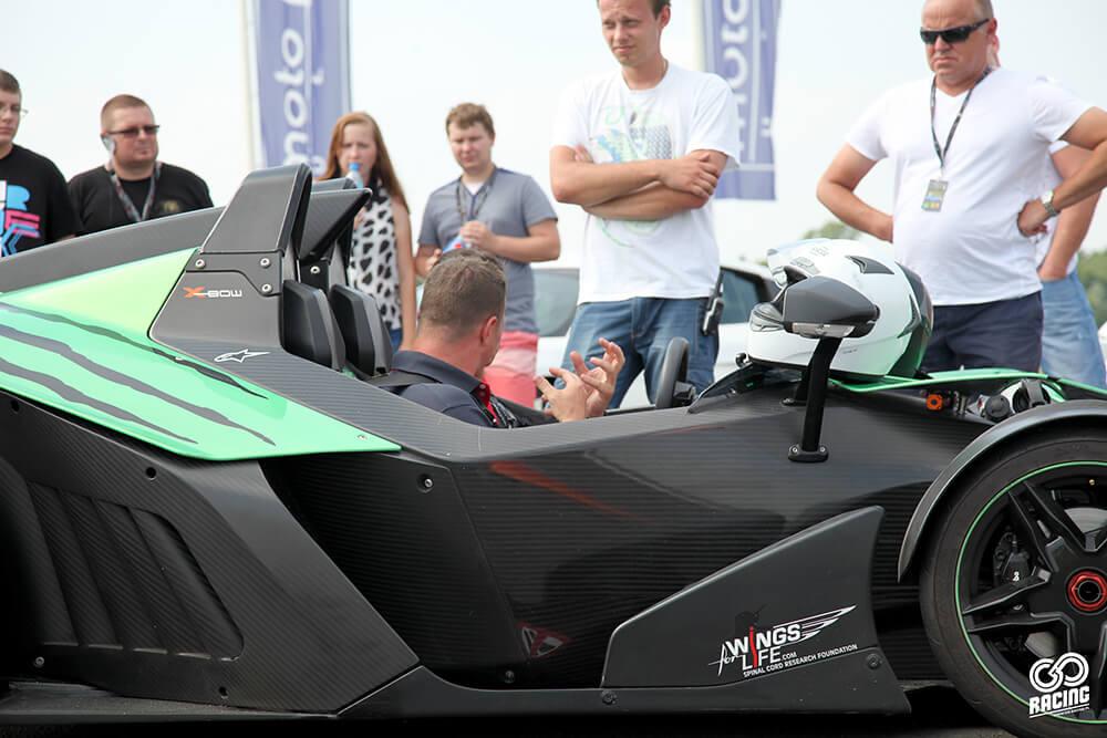 KTM X-BOW - Moto park Ułęż