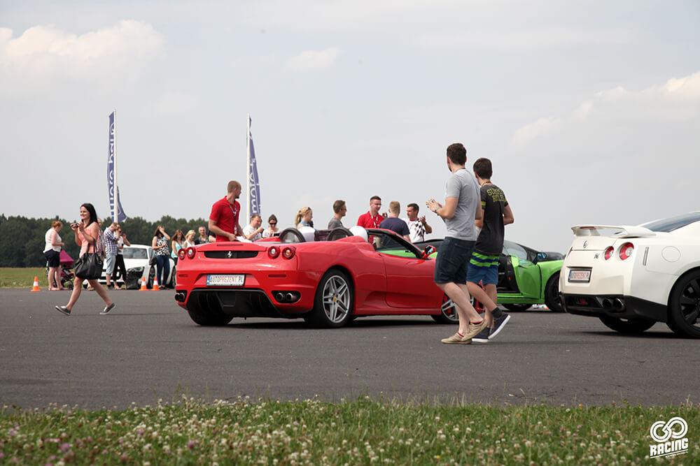 Ferrari F430 - Moto park Ułęż