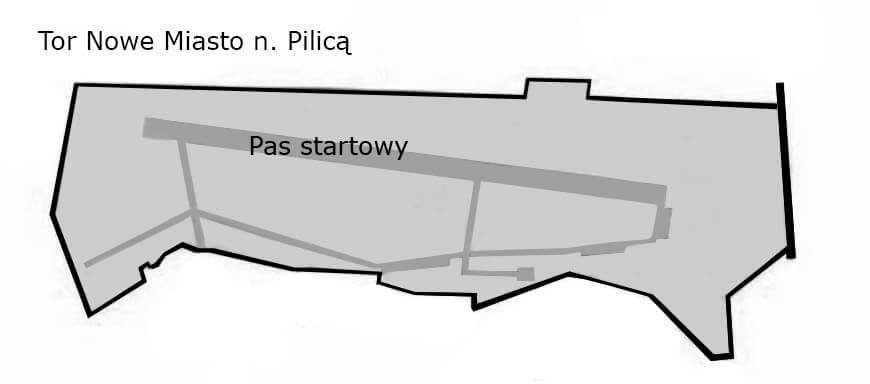 Tor Nowe Miasto n. Pilicą