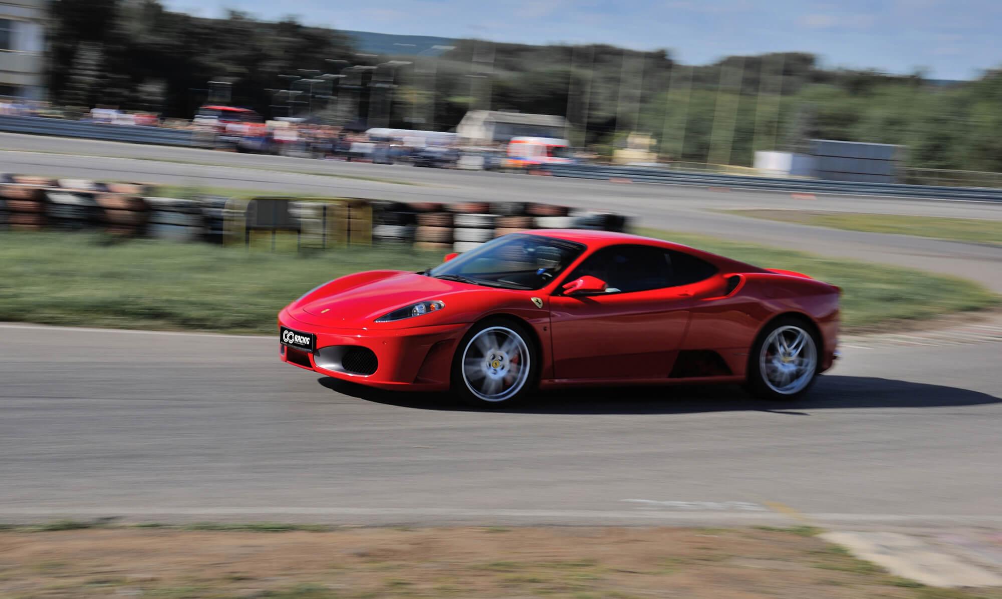 Ferrari F430 Kielce