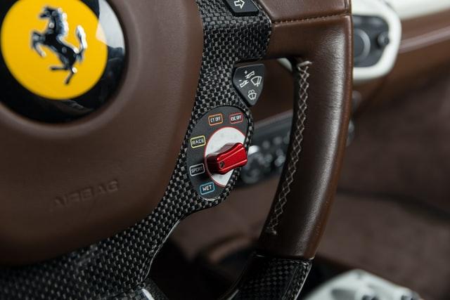 automatyczna skrzynia biegów Ferrari