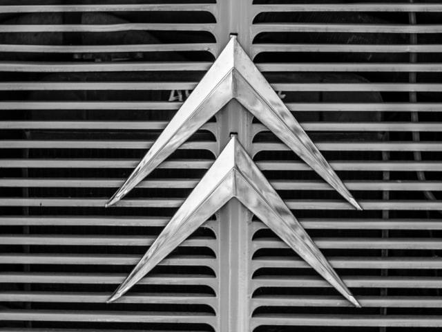 logotypy samochodów — citroen