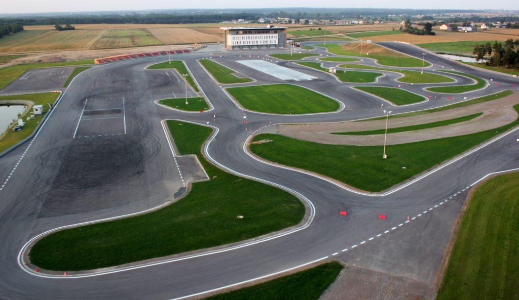 tory wyścigowe Polska - Jastrząb