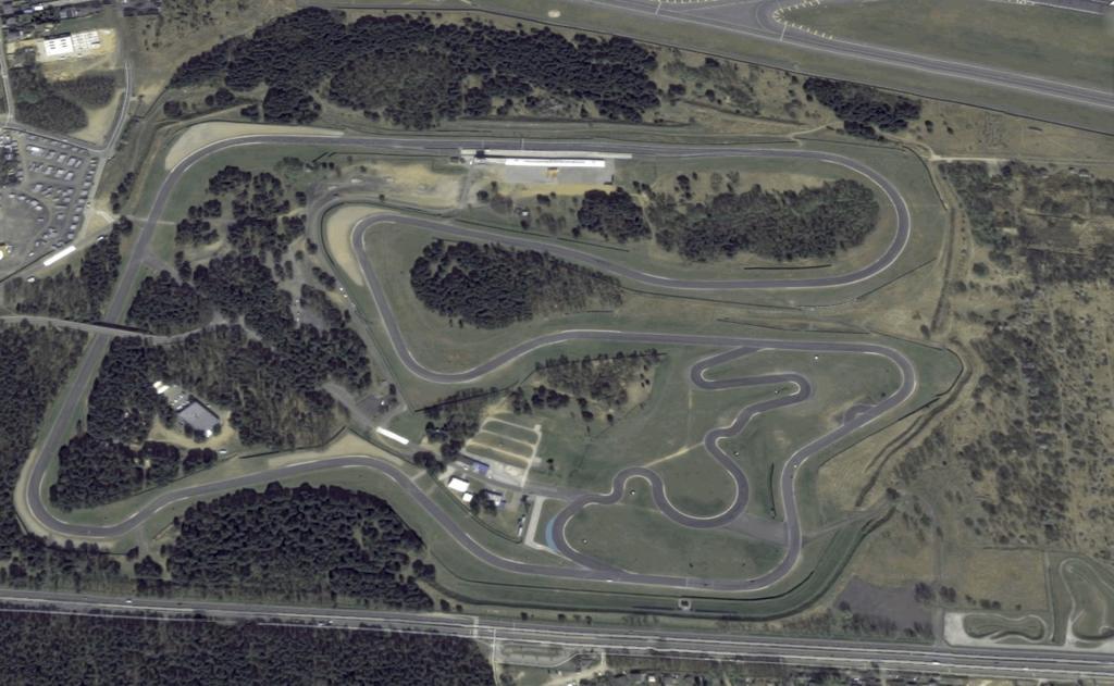 tory wyścigowe w Polsce - Poznań