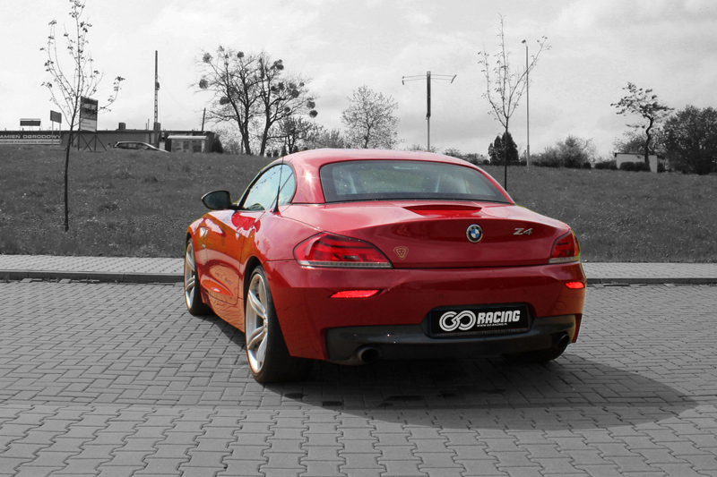 BMW Z4 do ślubu