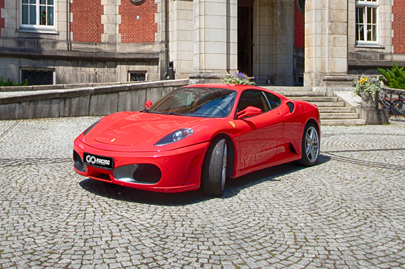 Ferrari F430 do ślubu